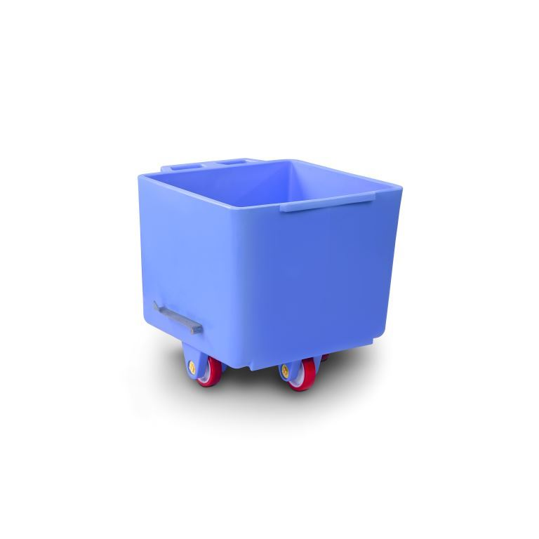 Thermocontainer blau
